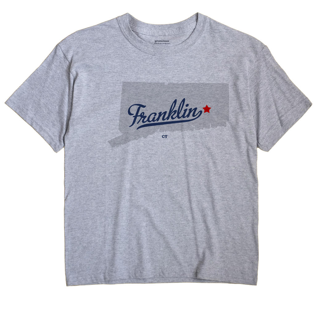 Franklin, Connecticut CT Souvenir Shirt