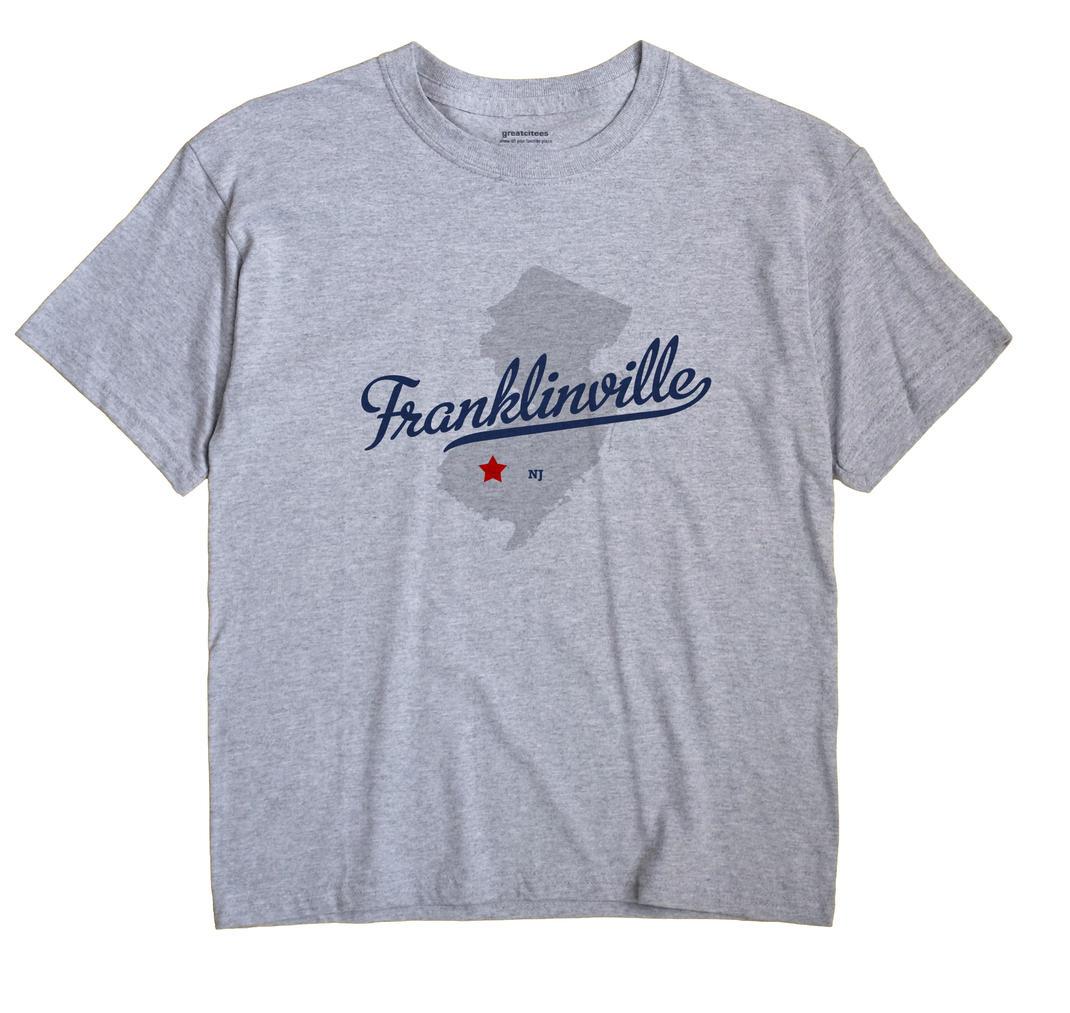 Franklinville, New Jersey NJ Souvenir Shirt