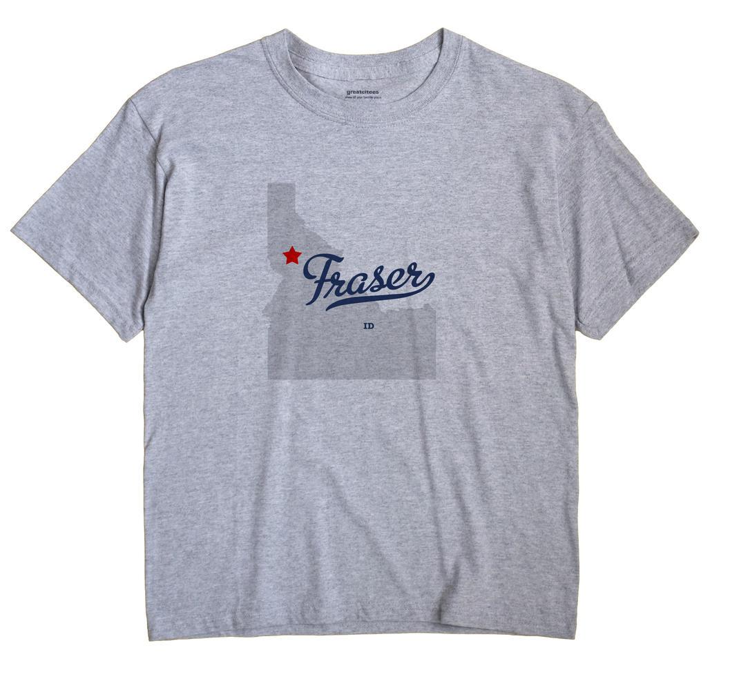 Fraser, Idaho ID Souvenir Shirt
