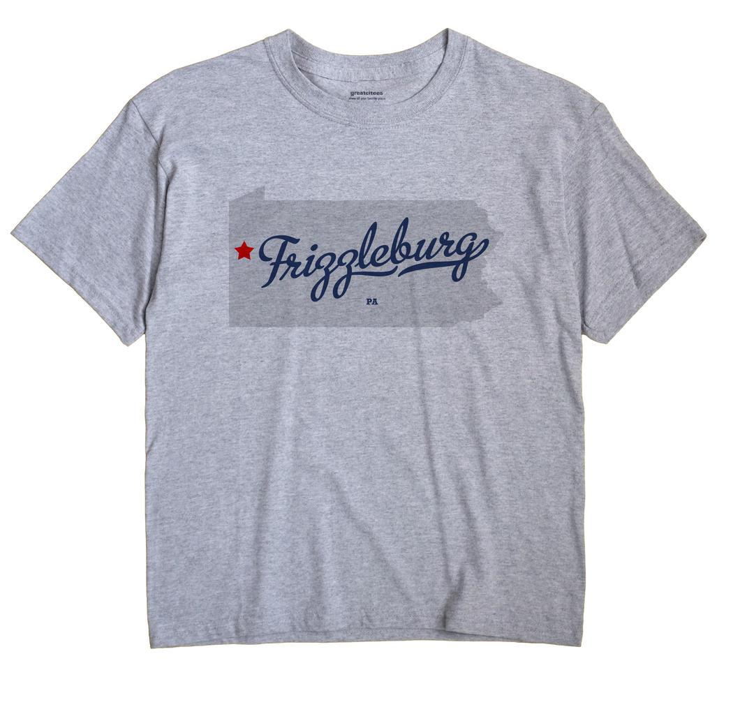 Frizzleburg, Pennsylvania PA Souvenir Shirt