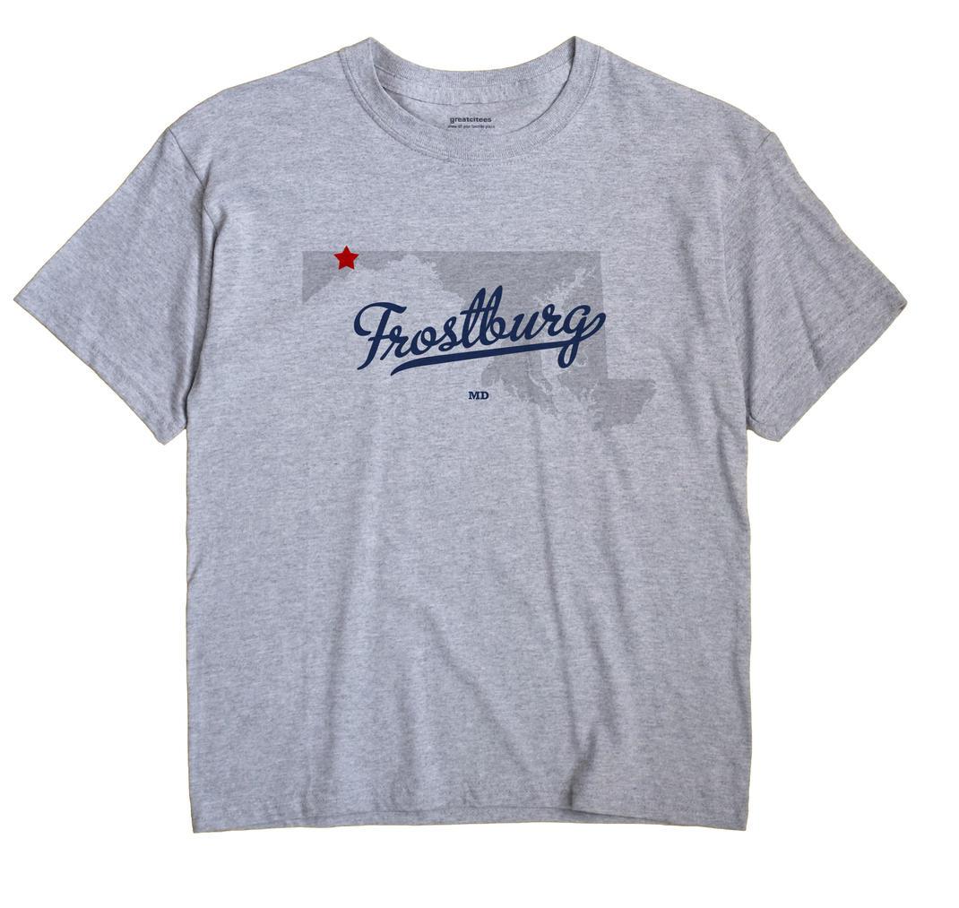 Frostburg, Maryland MD Souvenir Shirt