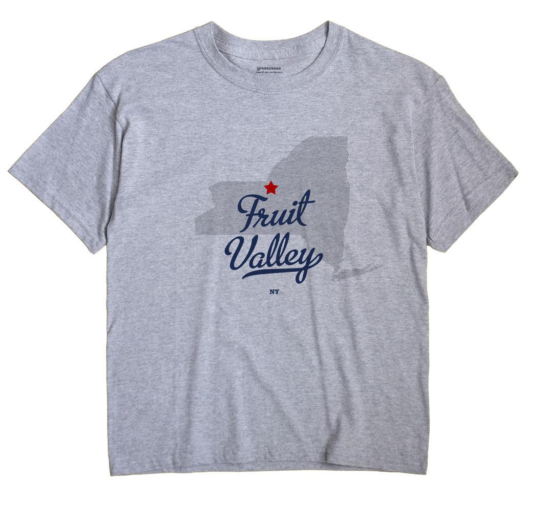 Fruit Valley, New York NY Souvenir Shirt