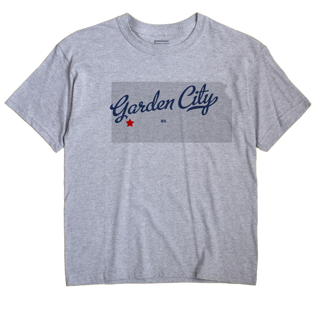 Garden City, Kansas KS Souvenir Shirt