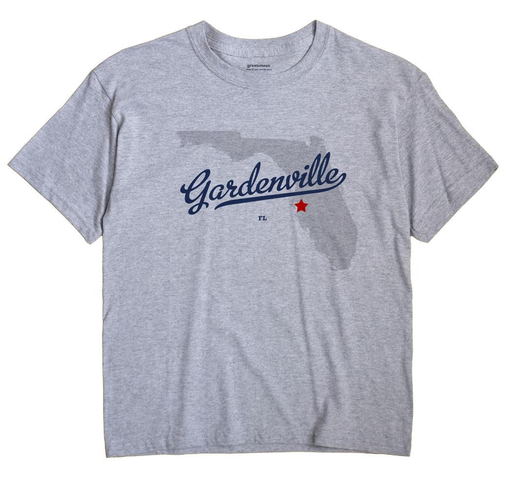 Gardenville, Florida FL Souvenir Shirt