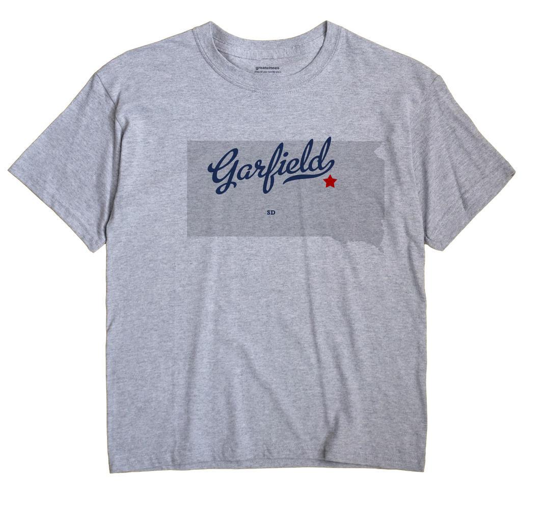Garfield, Spink County, South Dakota SD Souvenir Shirt