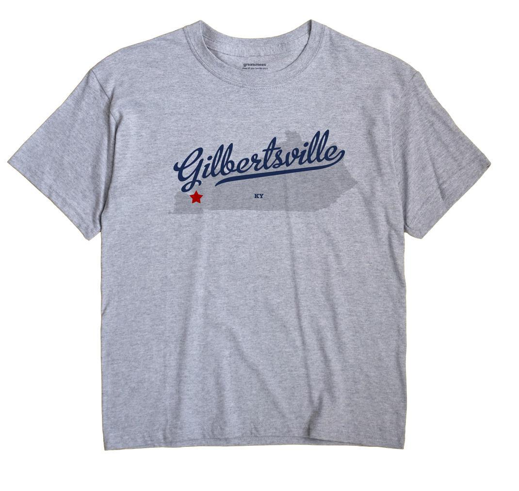 Gilbertsville, Kentucky KY Souvenir Shirt