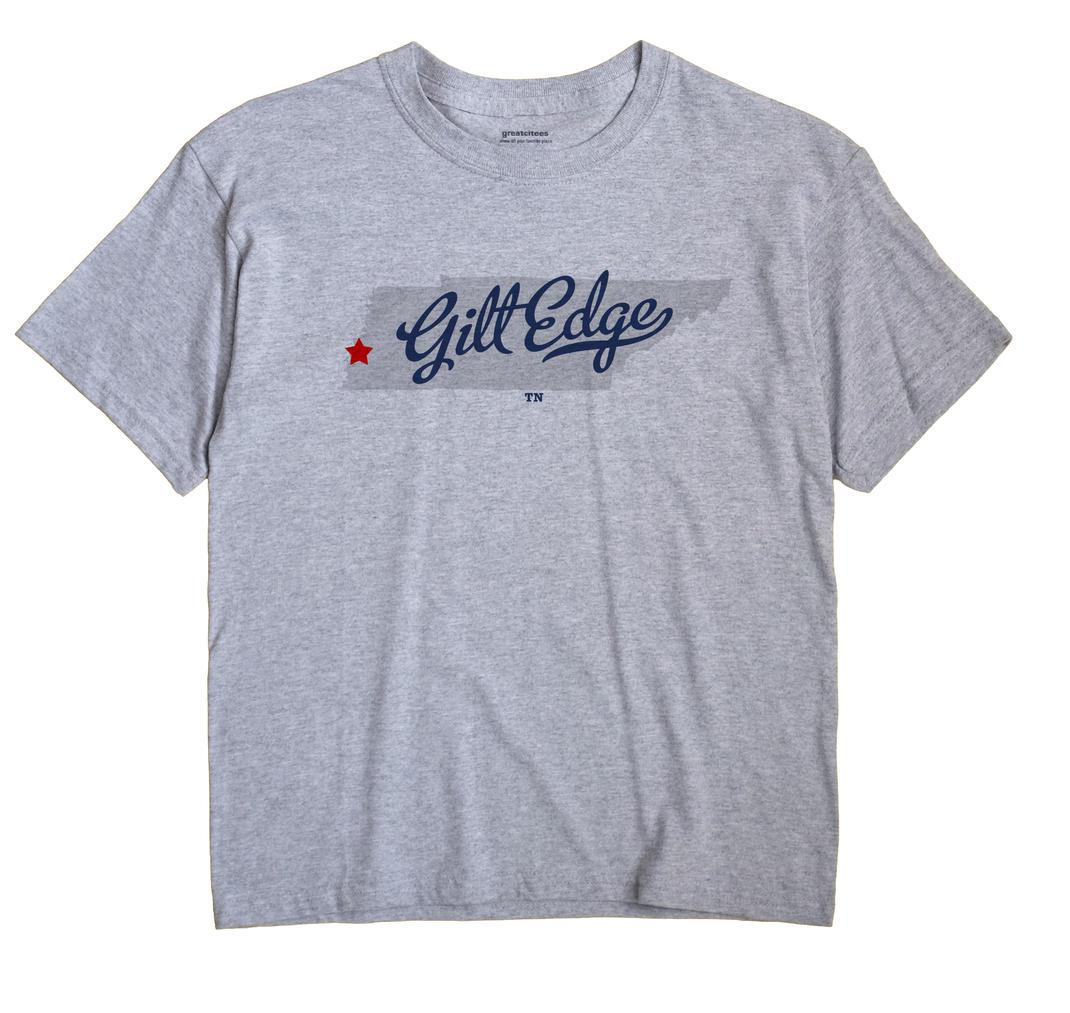 Gilt Edge, Tennessee TN Souvenir Shirt