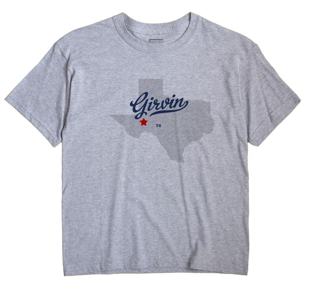 Girvin, Texas TX Souvenir Shirt