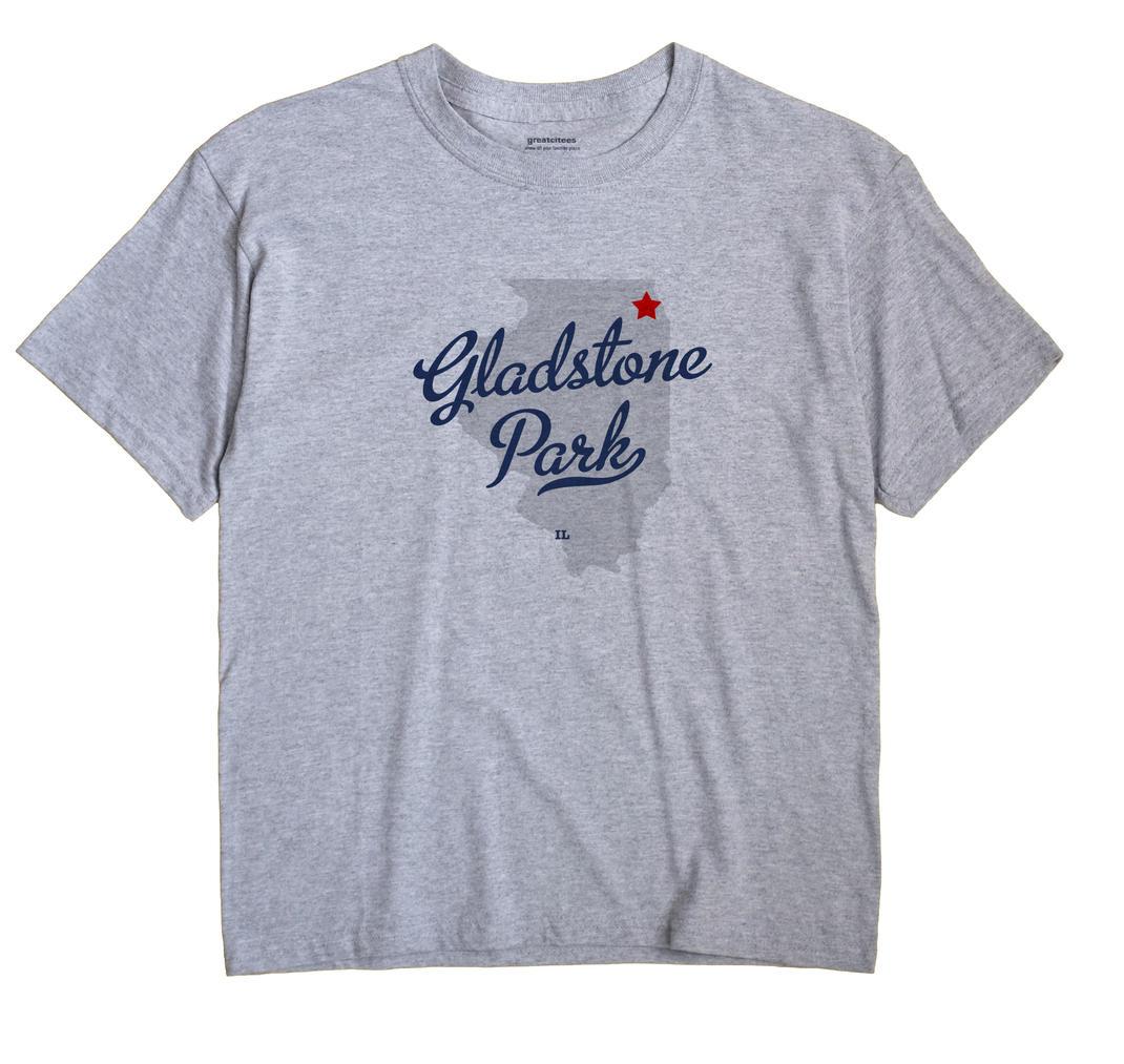 Gladstone Park, Illinois IL Souvenir Shirt