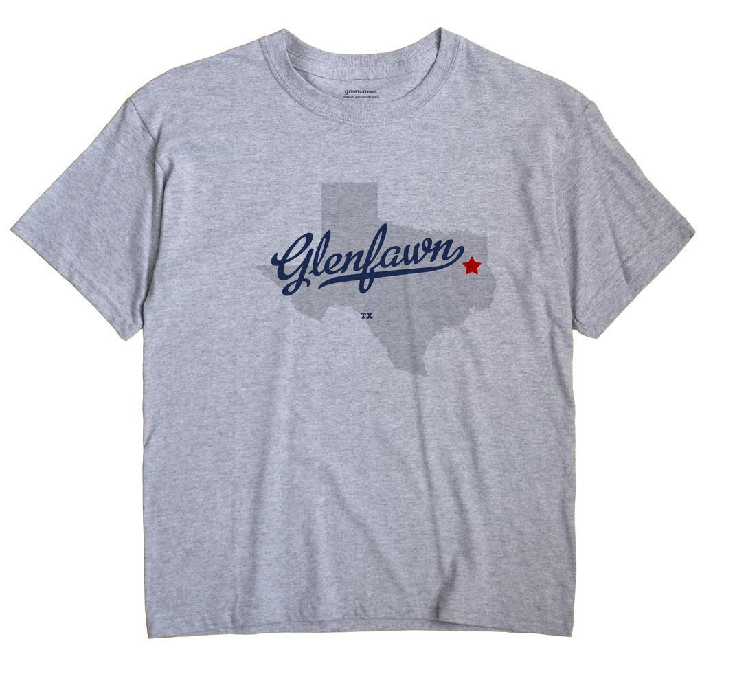 Glenfawn, Texas TX Souvenir Shirt