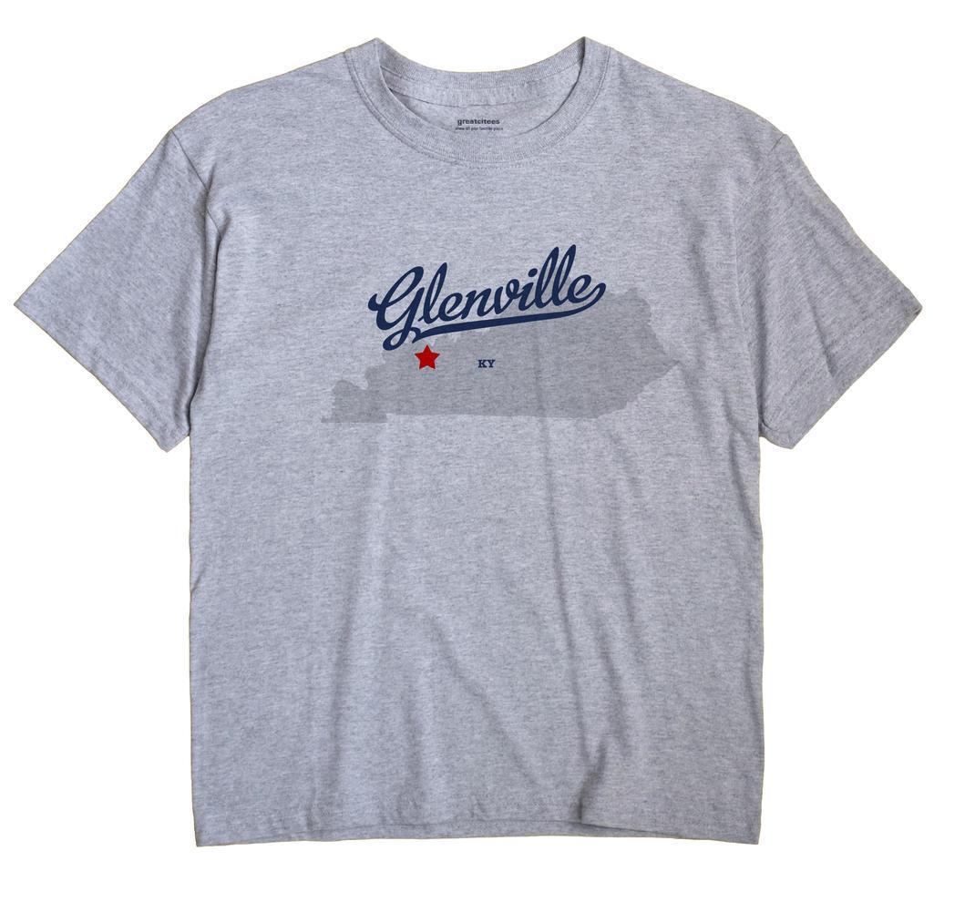 Glenville, Kentucky KY Souvenir Shirt