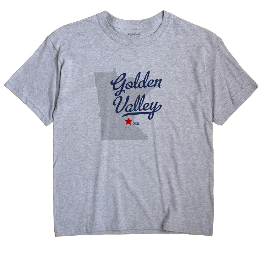 Golden Valley, Hennepin County, Minnesota MN Souvenir Shirt