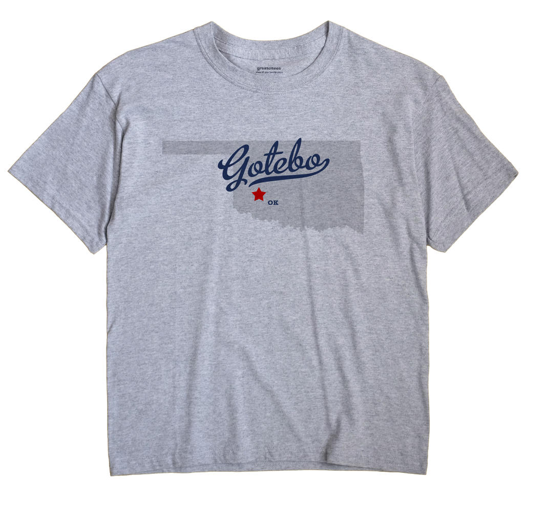 Gotebo, Oklahoma OK Souvenir Shirt