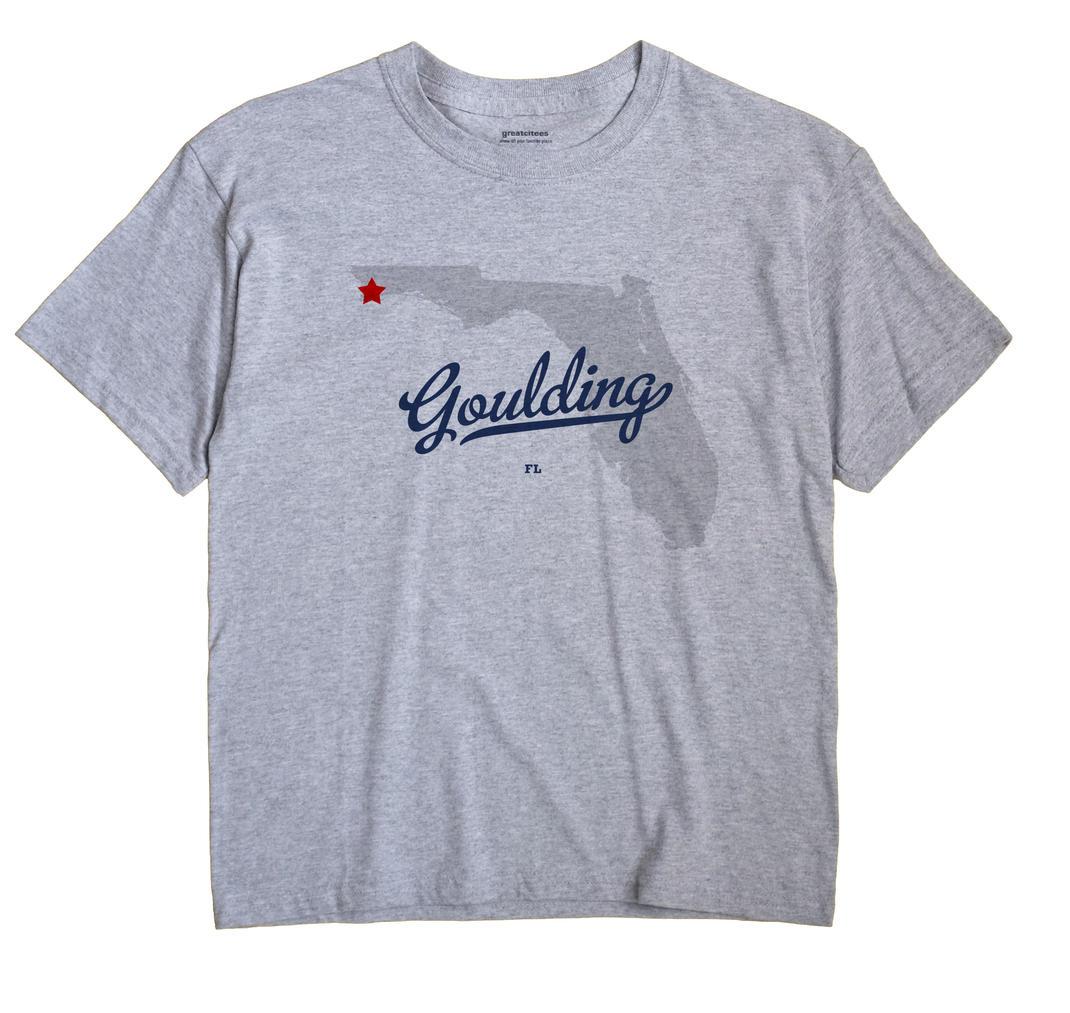 Goulding, Florida FL Souvenir Shirt