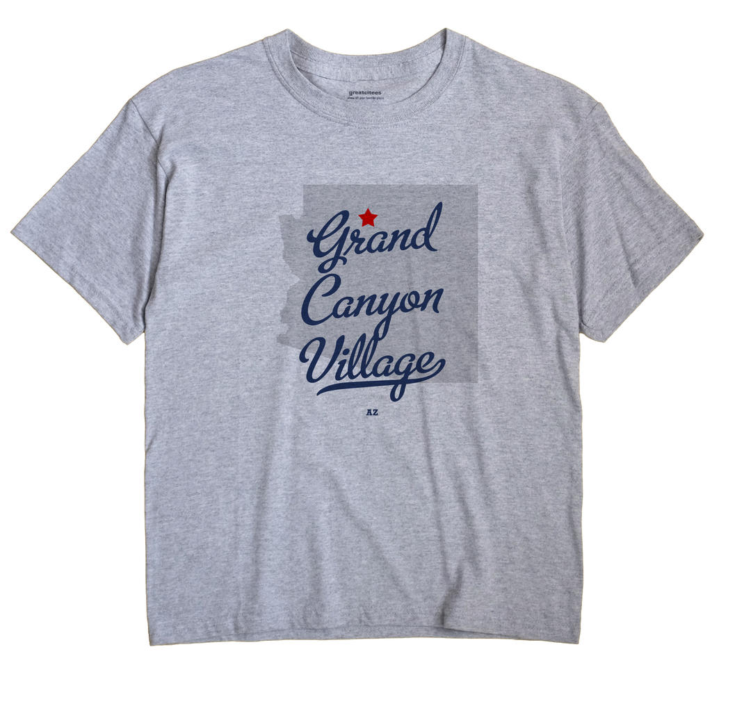 Grand Canyon Village, Arizona AZ Souvenir Shirt