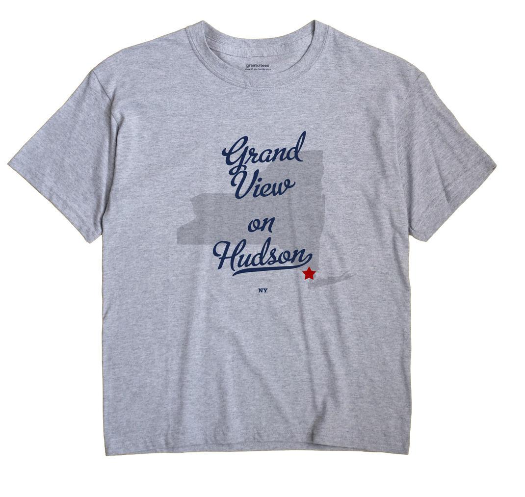 Grand View-on-Hudson, New York NY Souvenir Shirt