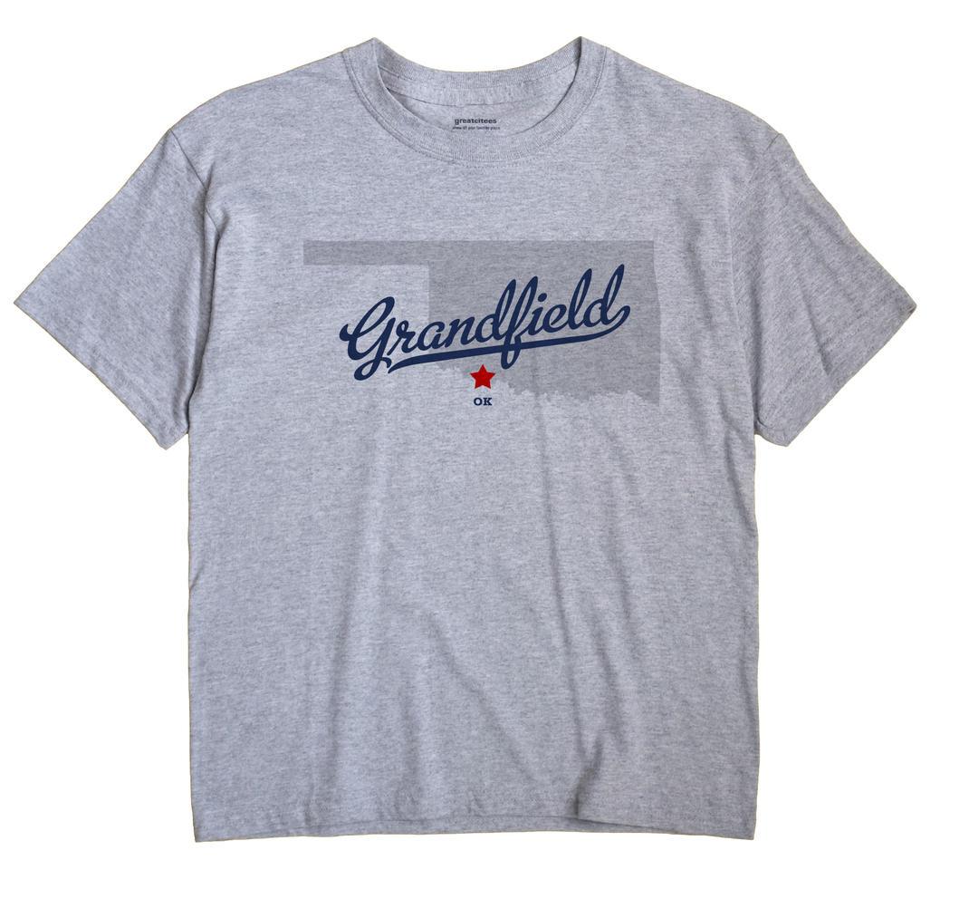 Grandfield, Oklahoma OK Souvenir Shirt