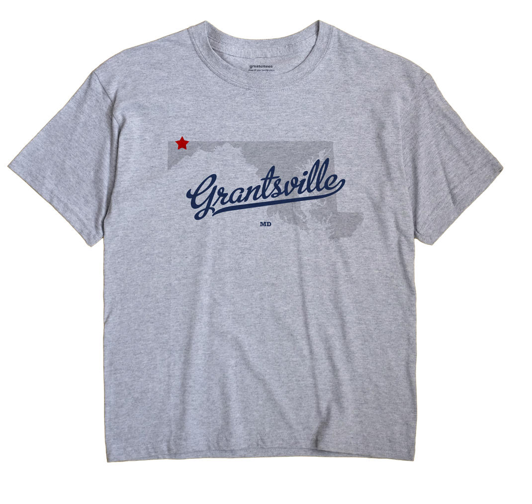 Grantsville, Maryland MD Souvenir Shirt