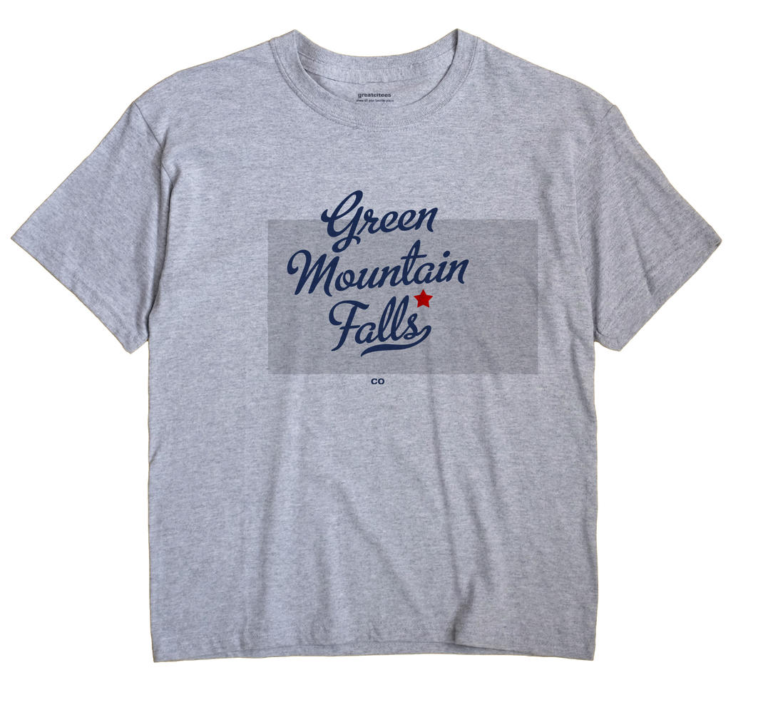 Green Mountain Falls, Colorado CO Souvenir Shirt