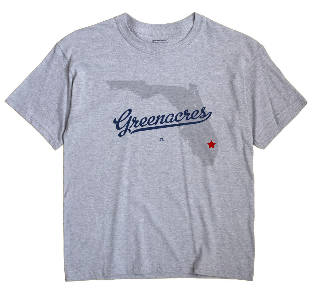 Greenacres, Florida FL Souvenir Shirt