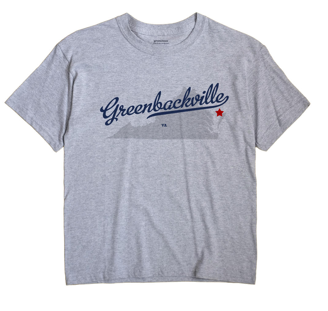 Greenbackville, Virginia VA Souvenir Shirt
