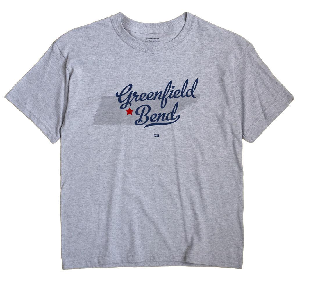 Greenfield Bend, Tennessee TN Souvenir Shirt