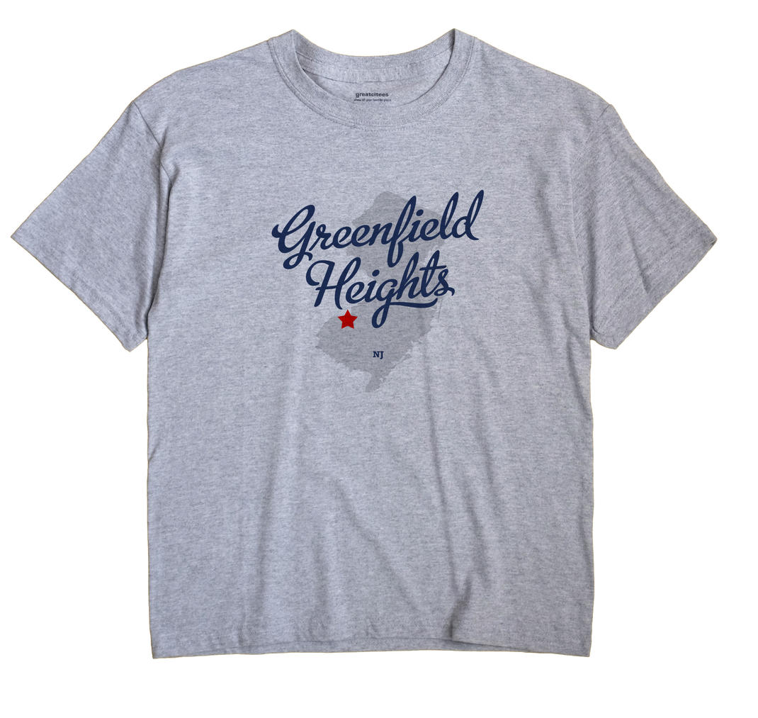 Greenfield Heights, New Jersey NJ Souvenir Shirt