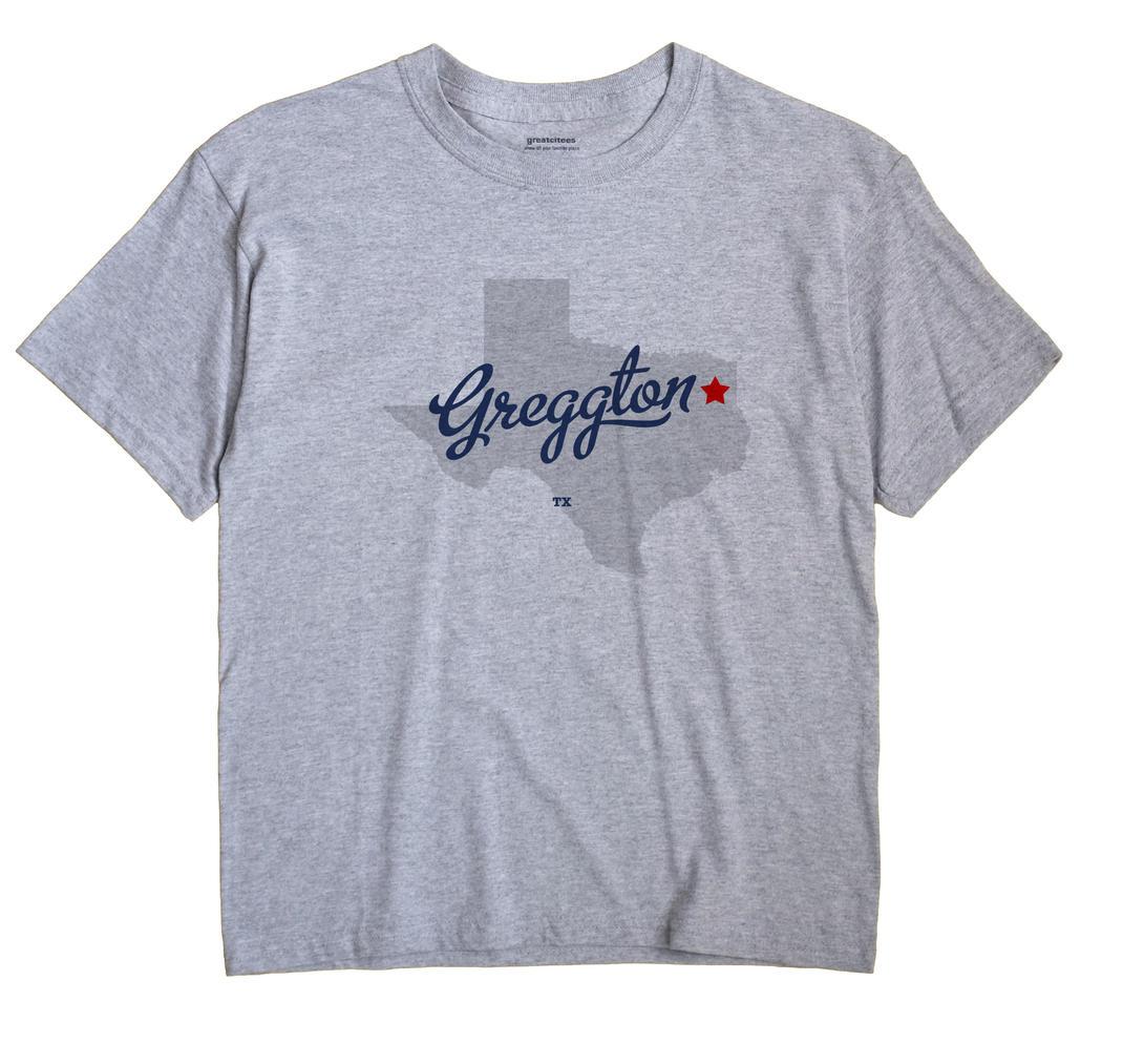 Greggton, Texas TX Souvenir Shirt