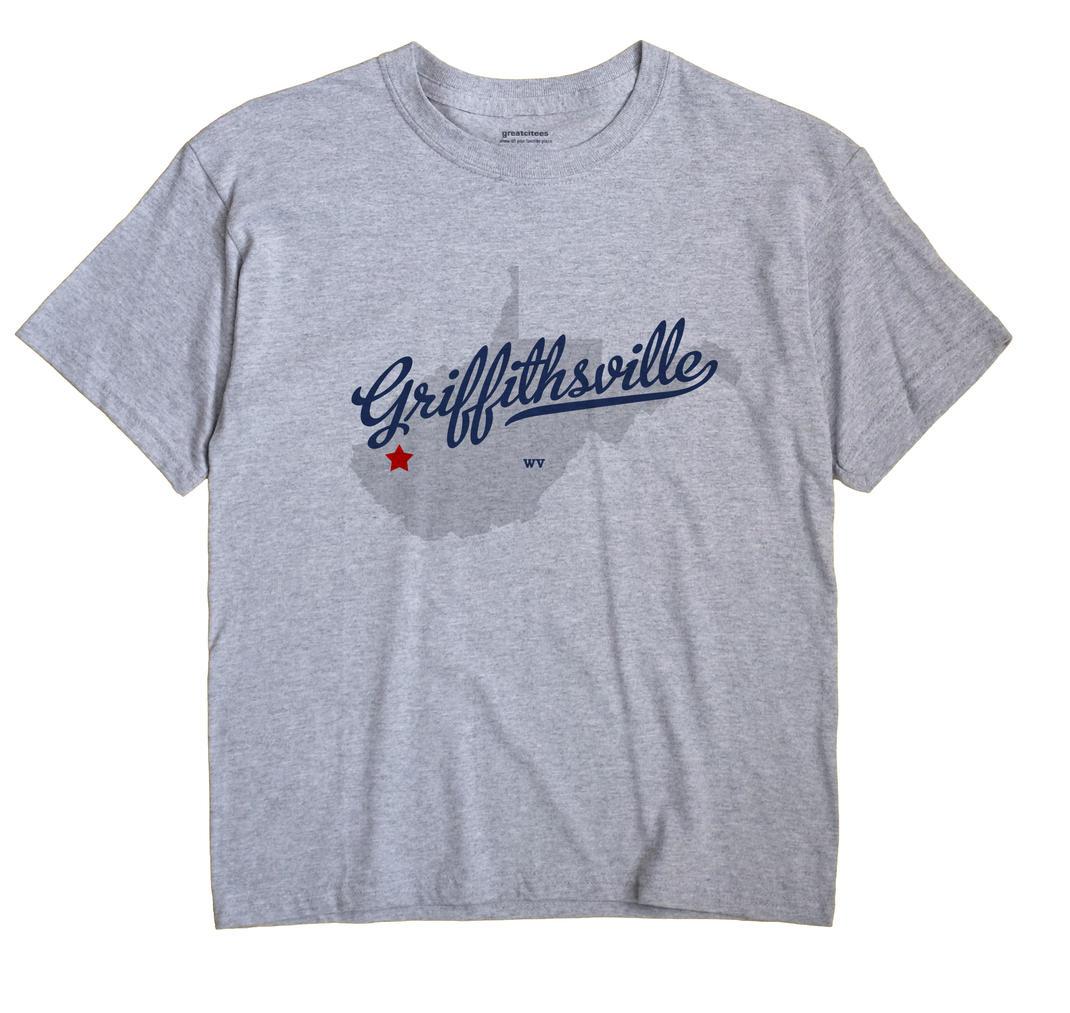 Griffithsville, West Virginia WV Souvenir Shirt
