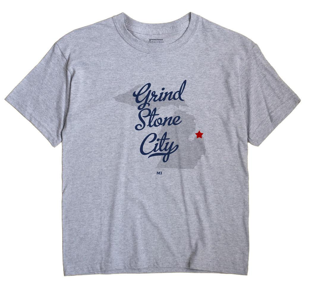 Grind Stone City, Michigan MI Souvenir Shirt