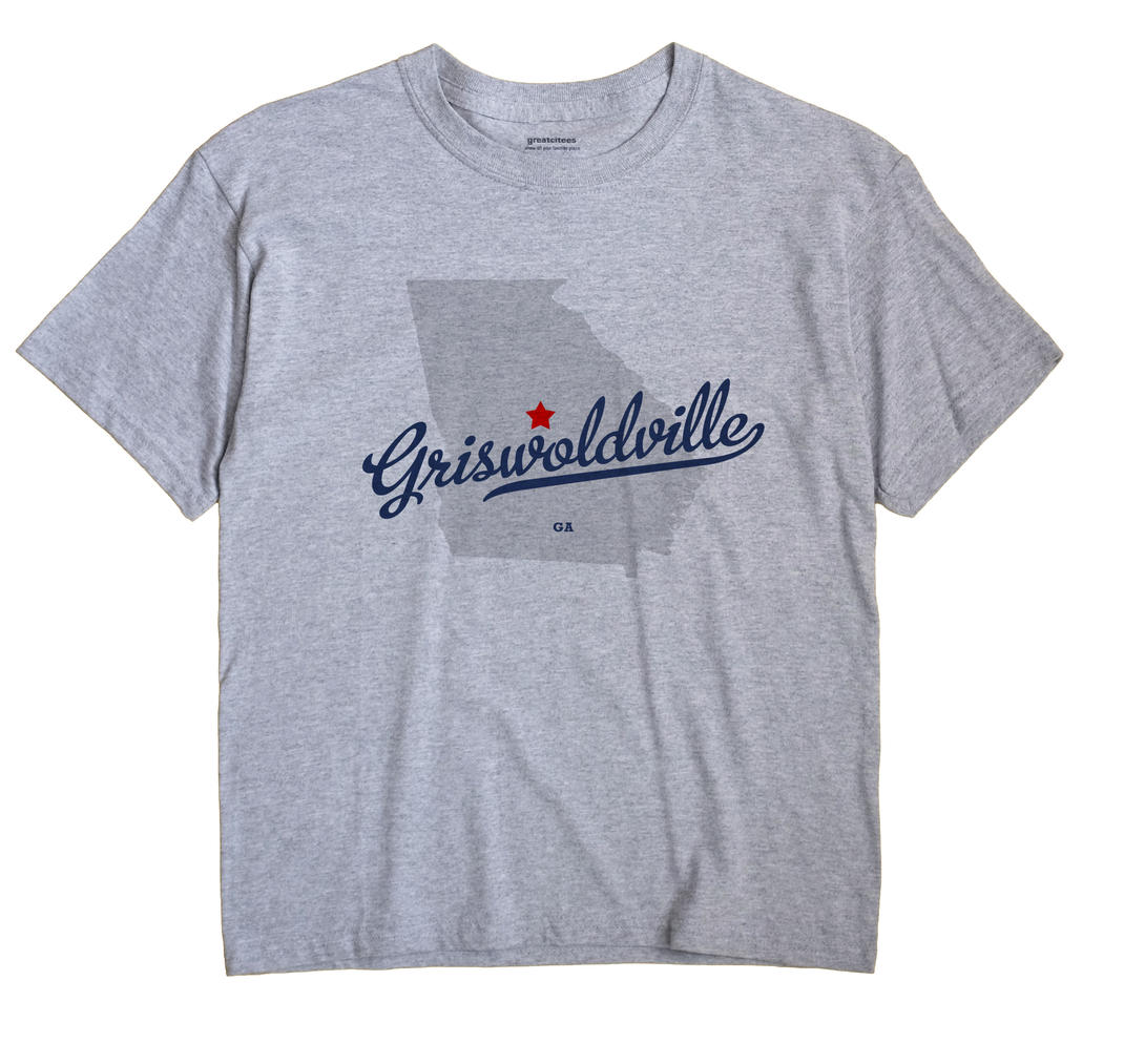 Griswoldville, Georgia GA Souvenir Shirt
