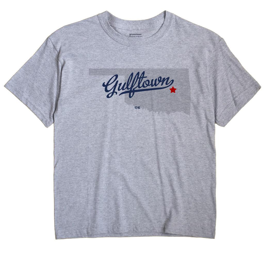 Gulftown, Oklahoma OK Souvenir Shirt