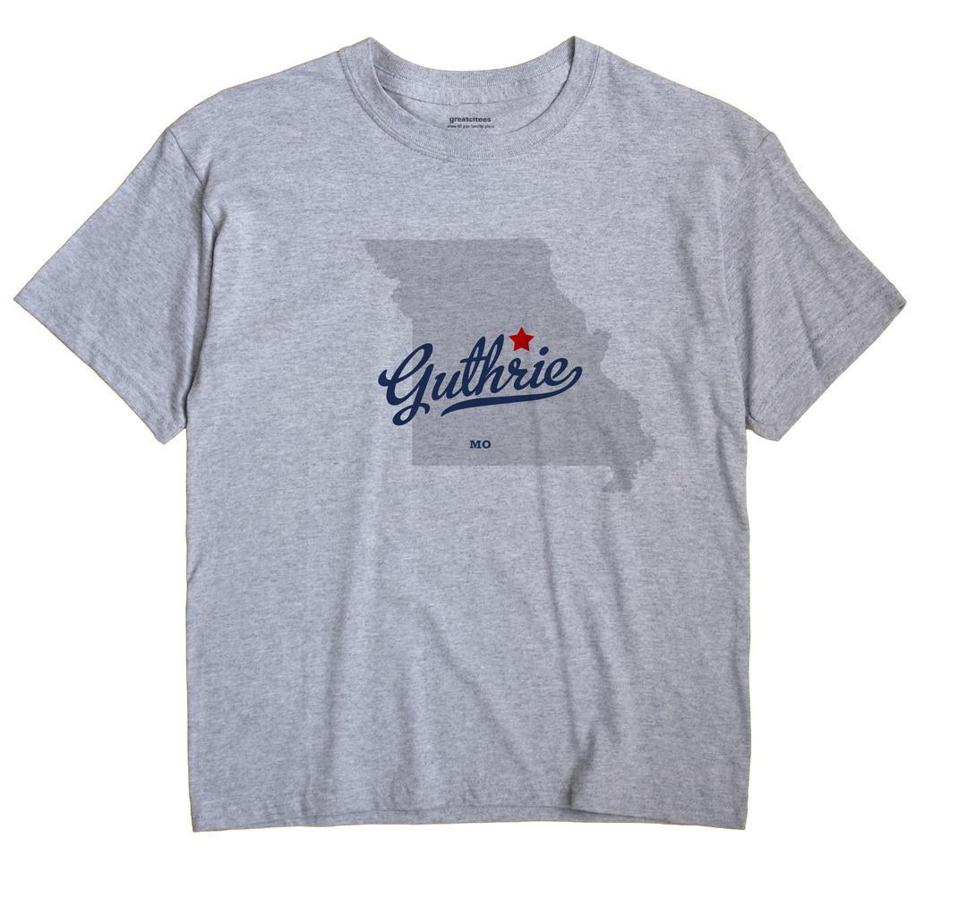 Guthrie, Missouri MO Souvenir Shirt