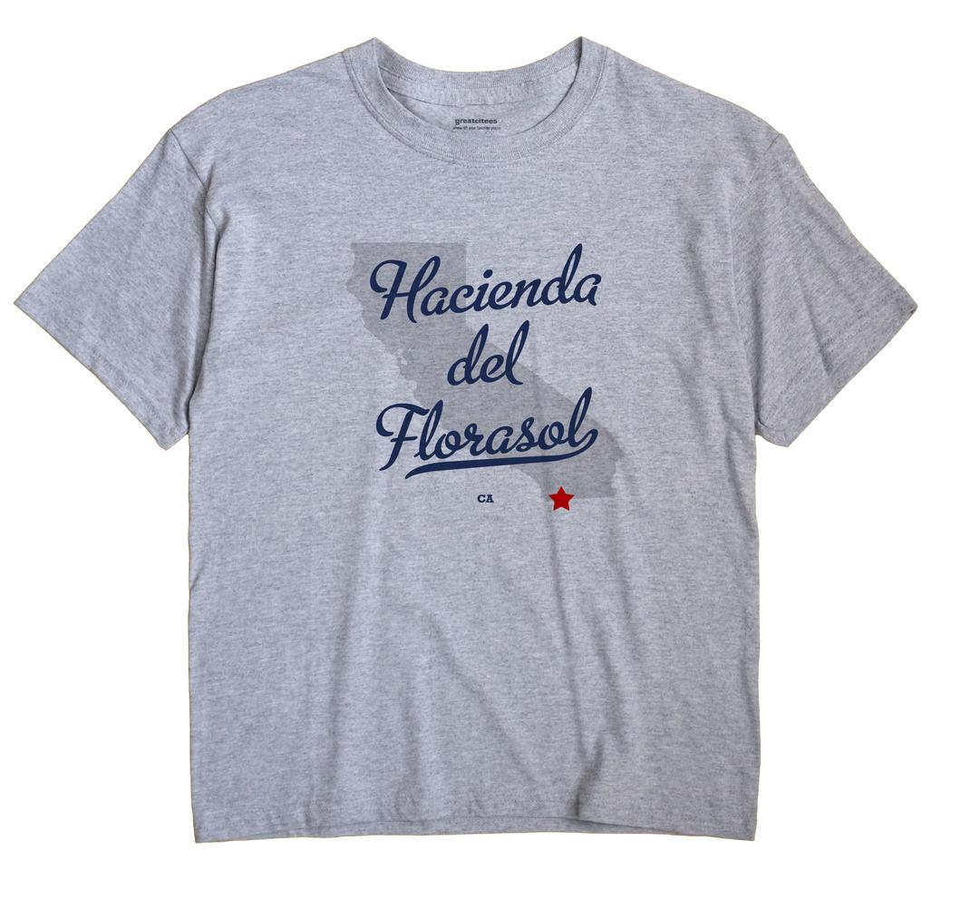 Hacienda del Florasol, California CA Souvenir Shirt