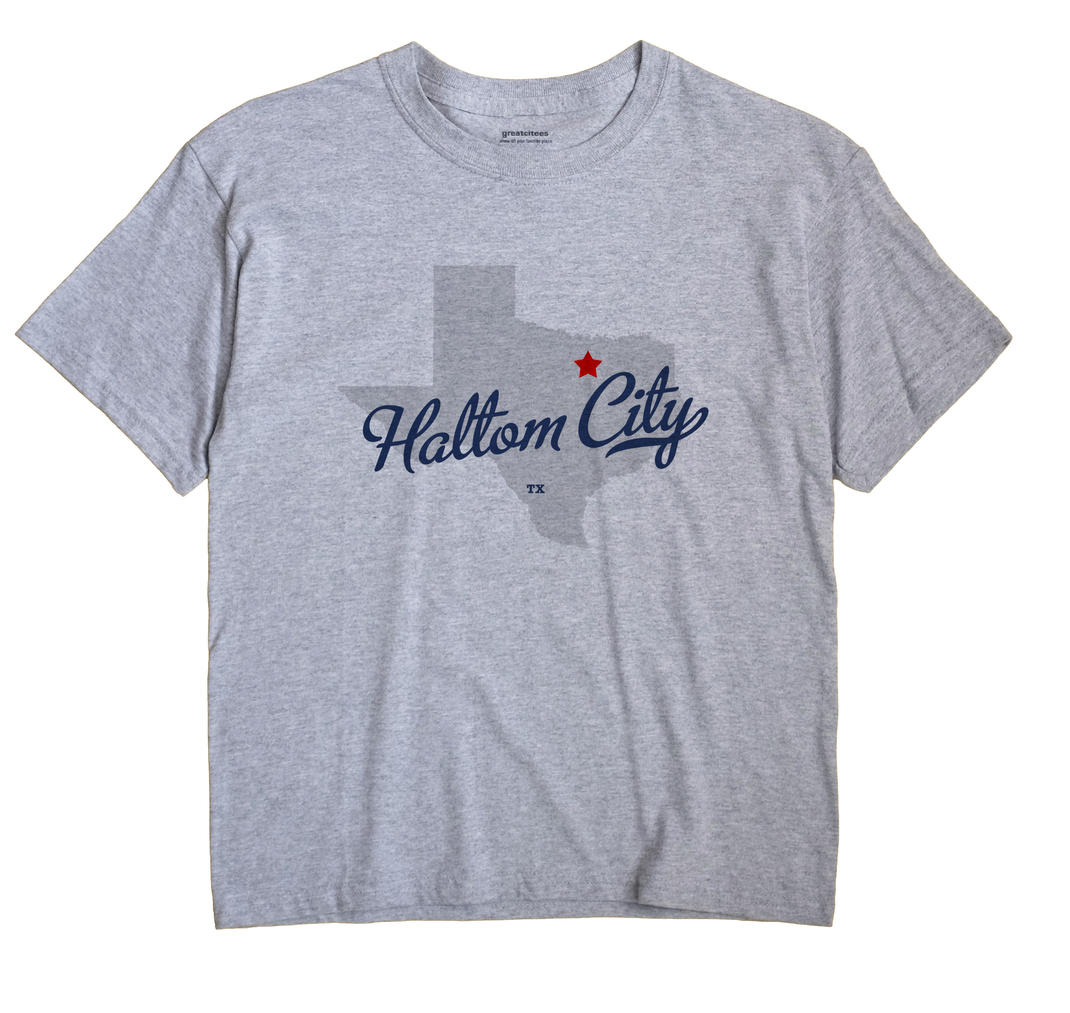 Haltom City, Texas TX Souvenir Shirt