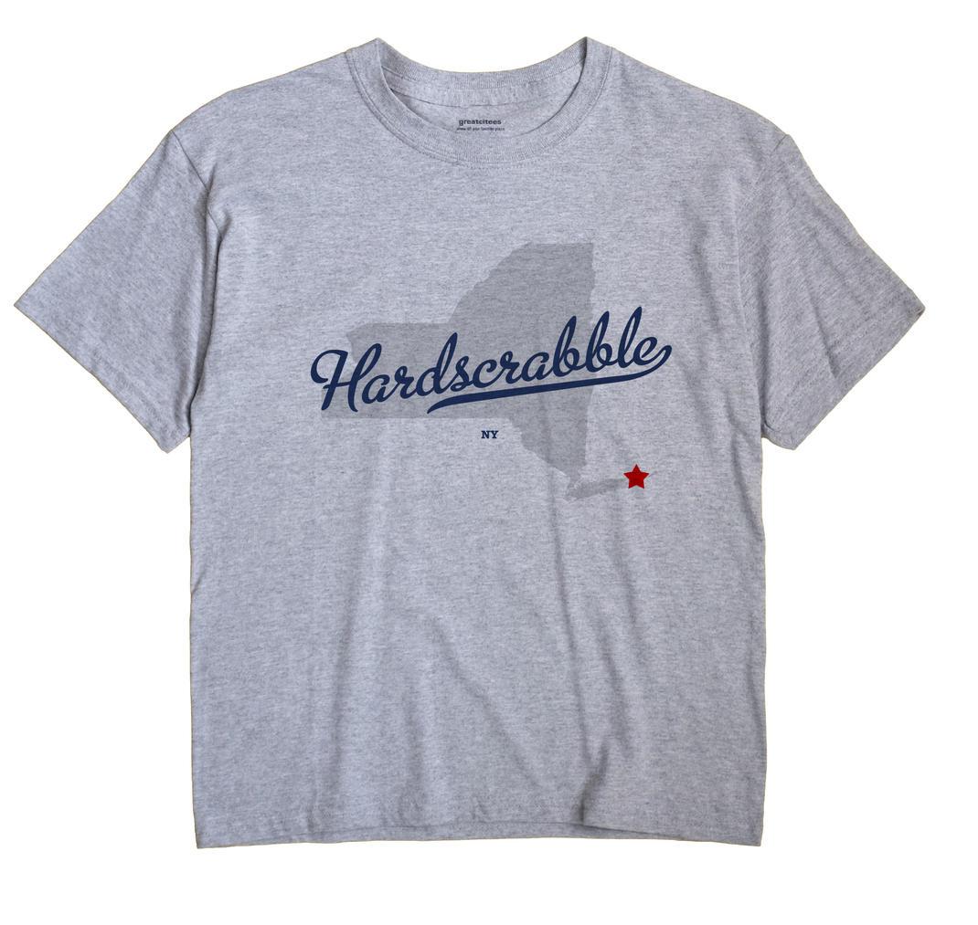 Hardscrabble, Suffolk County, New York NY Souvenir Shirt