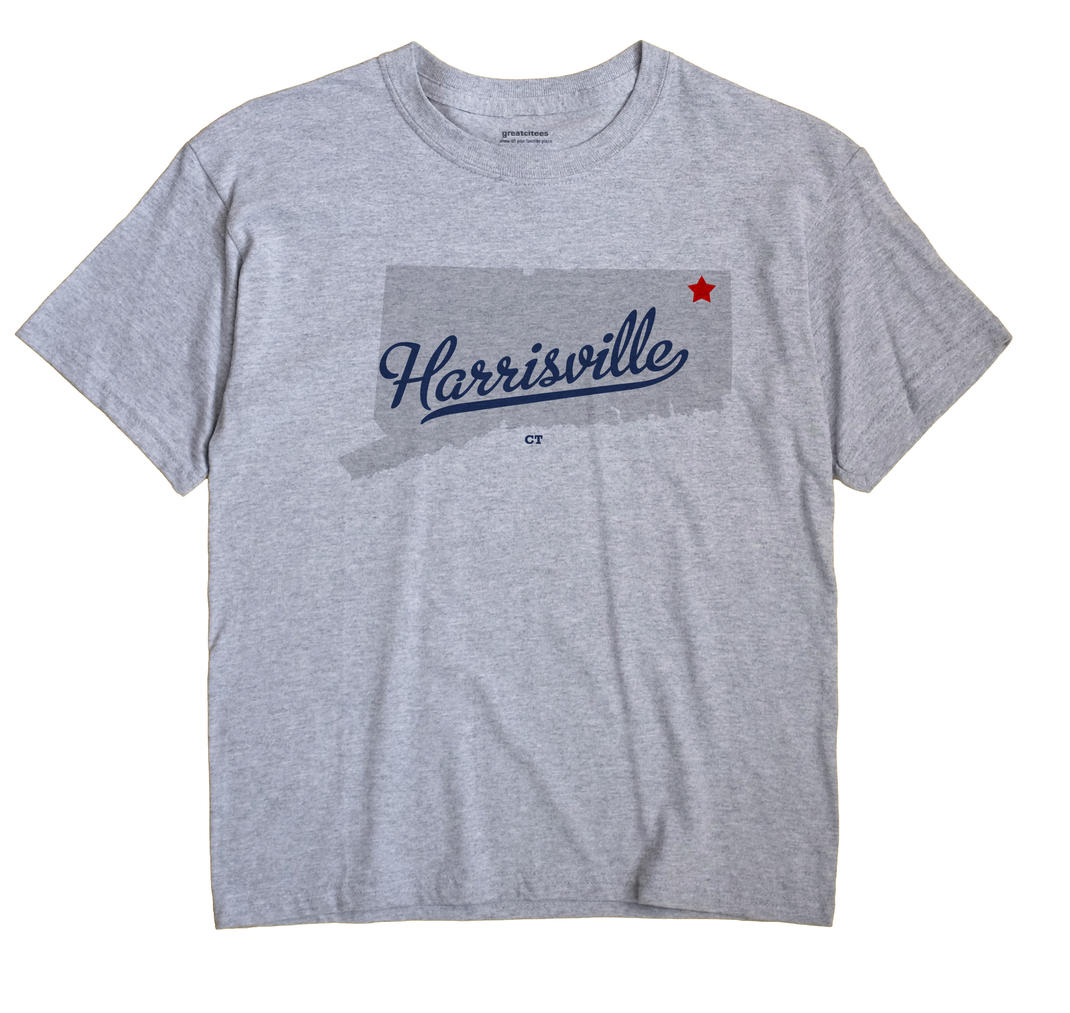 Harrisville, Connecticut CT Souvenir Shirt