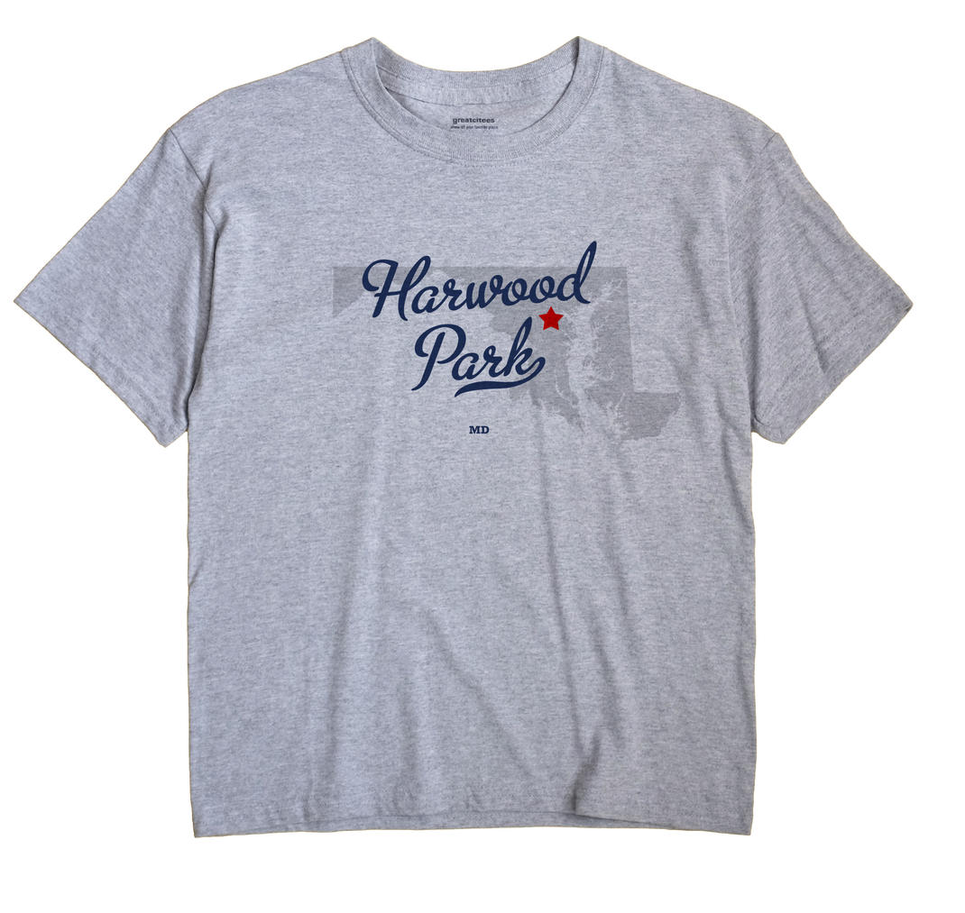 Harwood Park, Maryland MD Souvenir Shirt