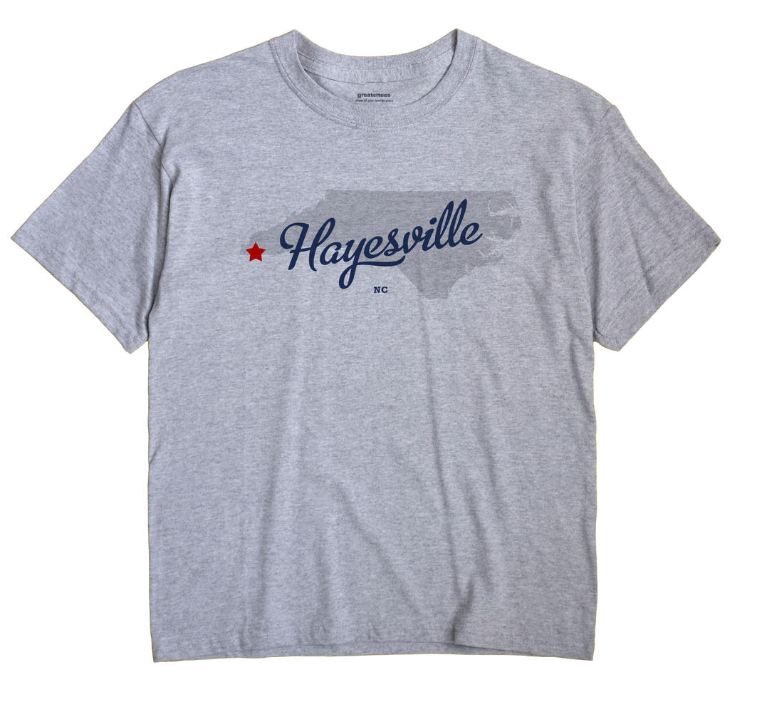 Hayesville, Clay County, North Carolina NC Souvenir Shirt