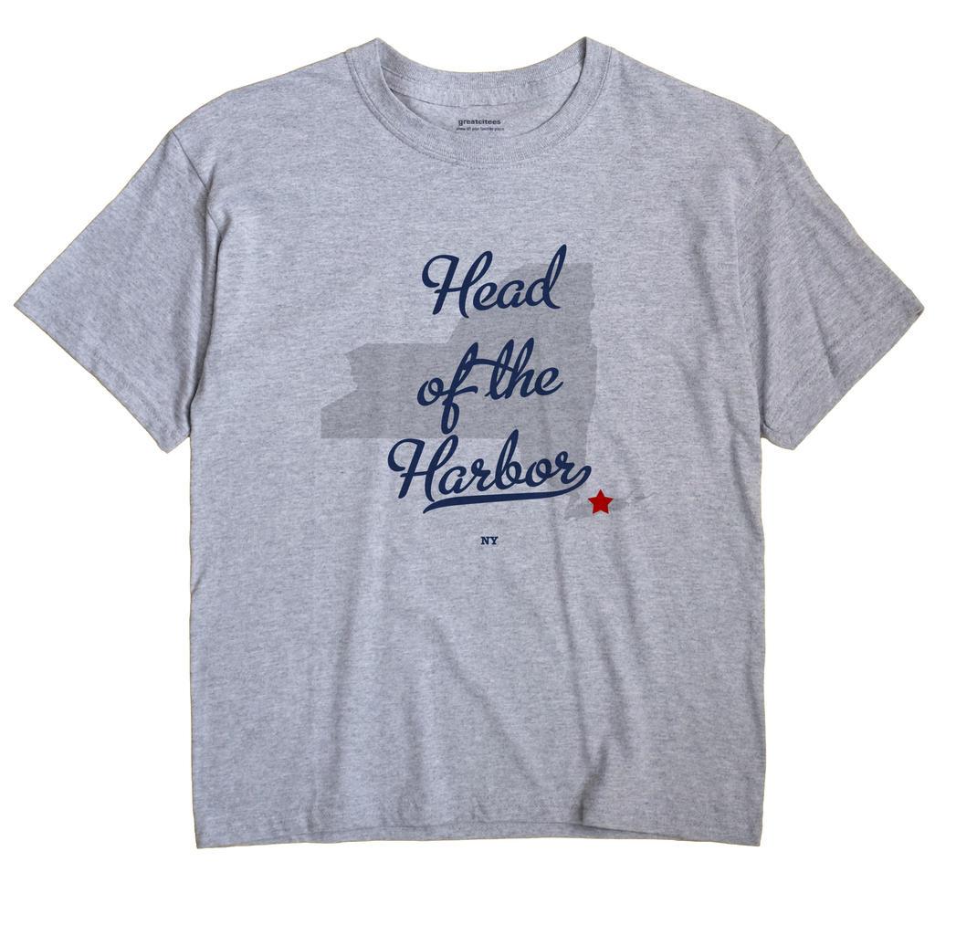Head of the Harbor, New York NY Souvenir Shirt