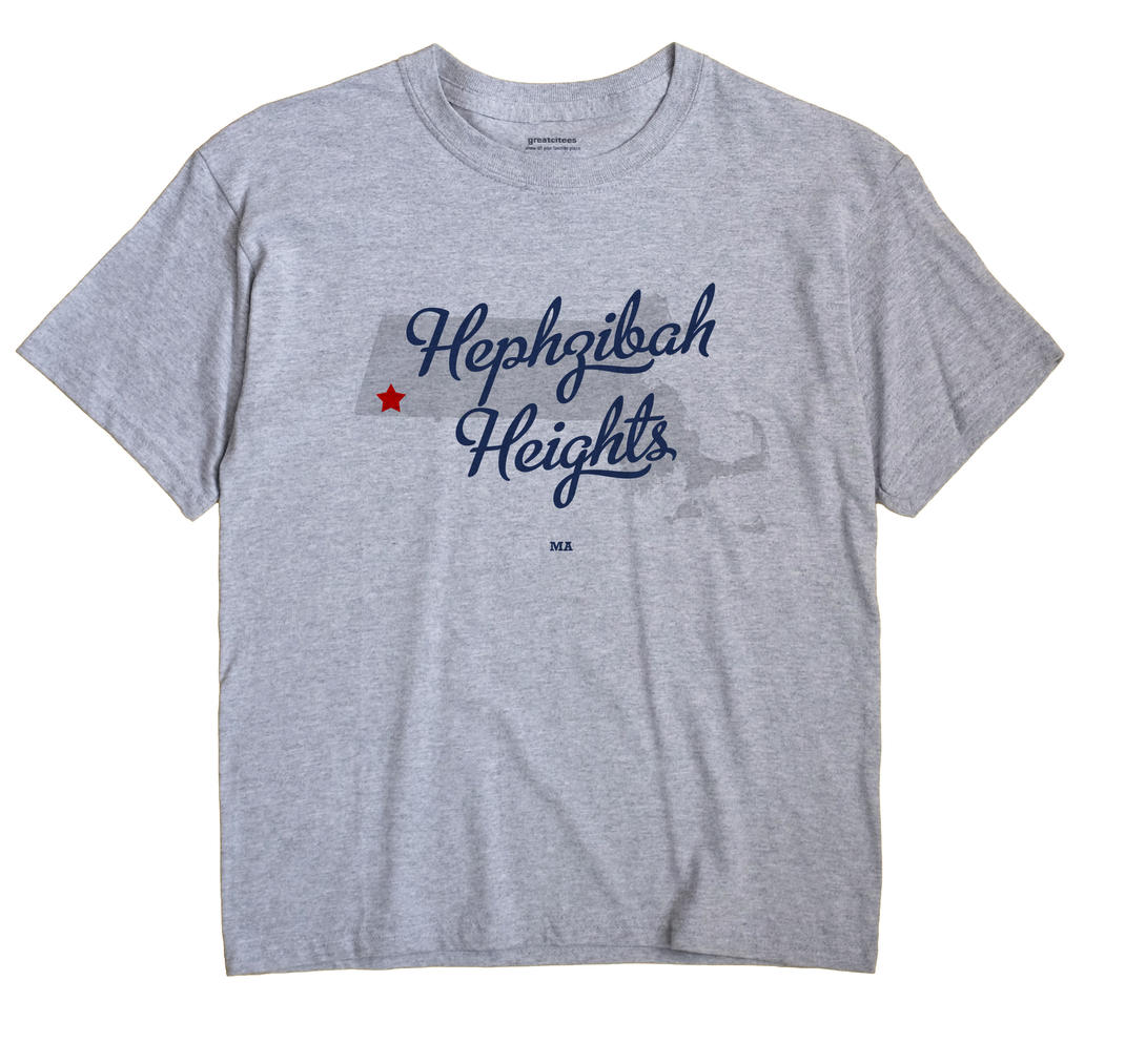 Hephzibah Heights, Massachusetts MA Souvenir Shirt
