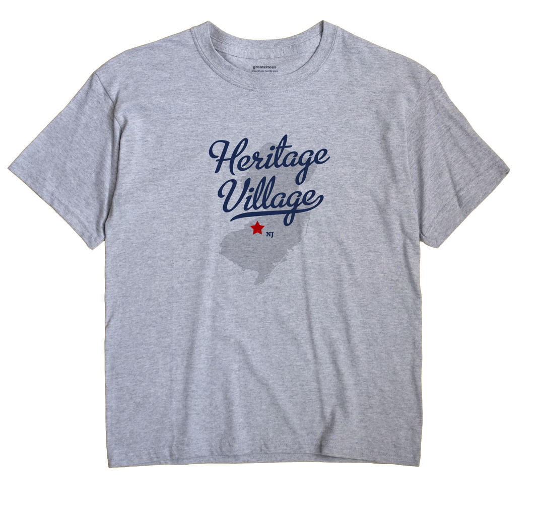 Heritage Village, New Jersey NJ Souvenir Shirt