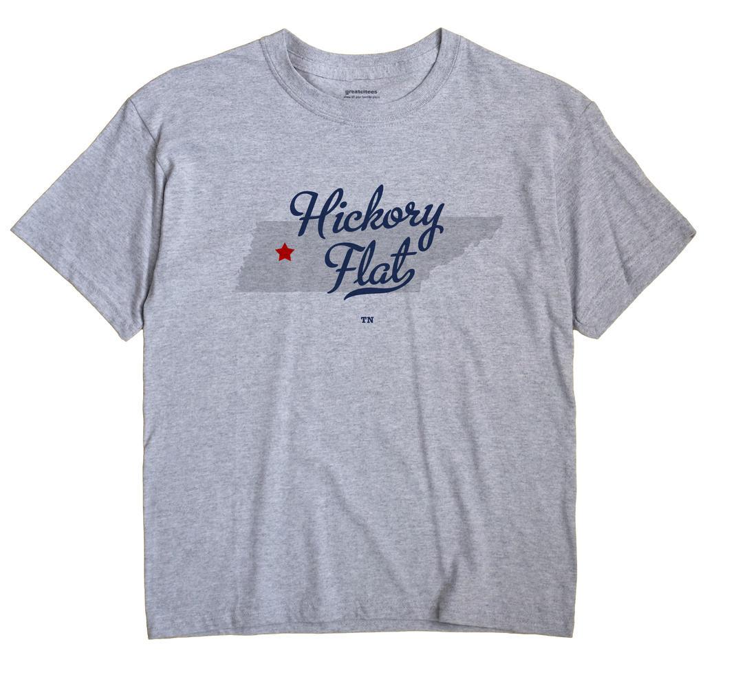 Hickory Flat, Tennessee TN Souvenir Shirt