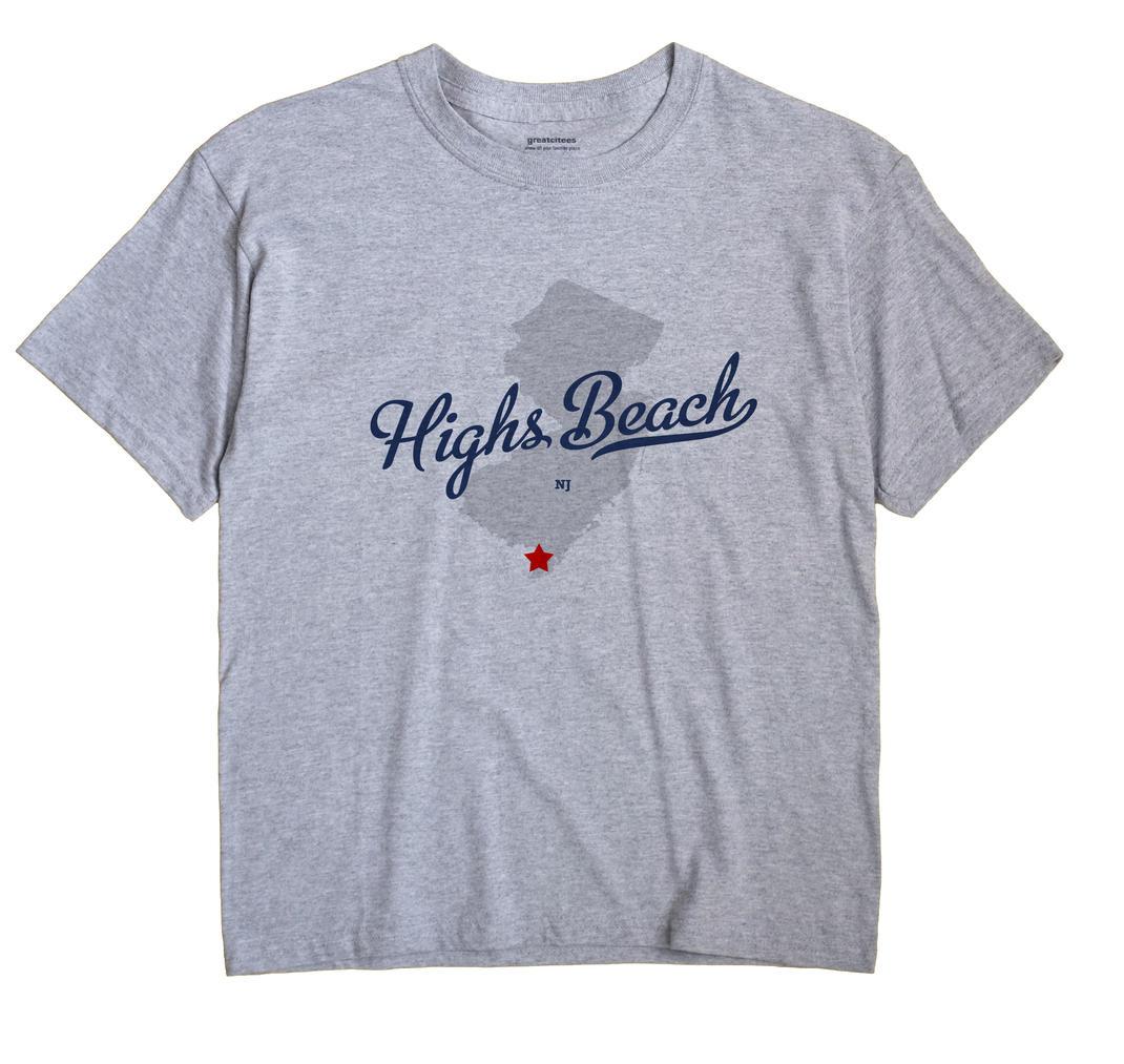 Highs Beach, New Jersey NJ Souvenir Shirt