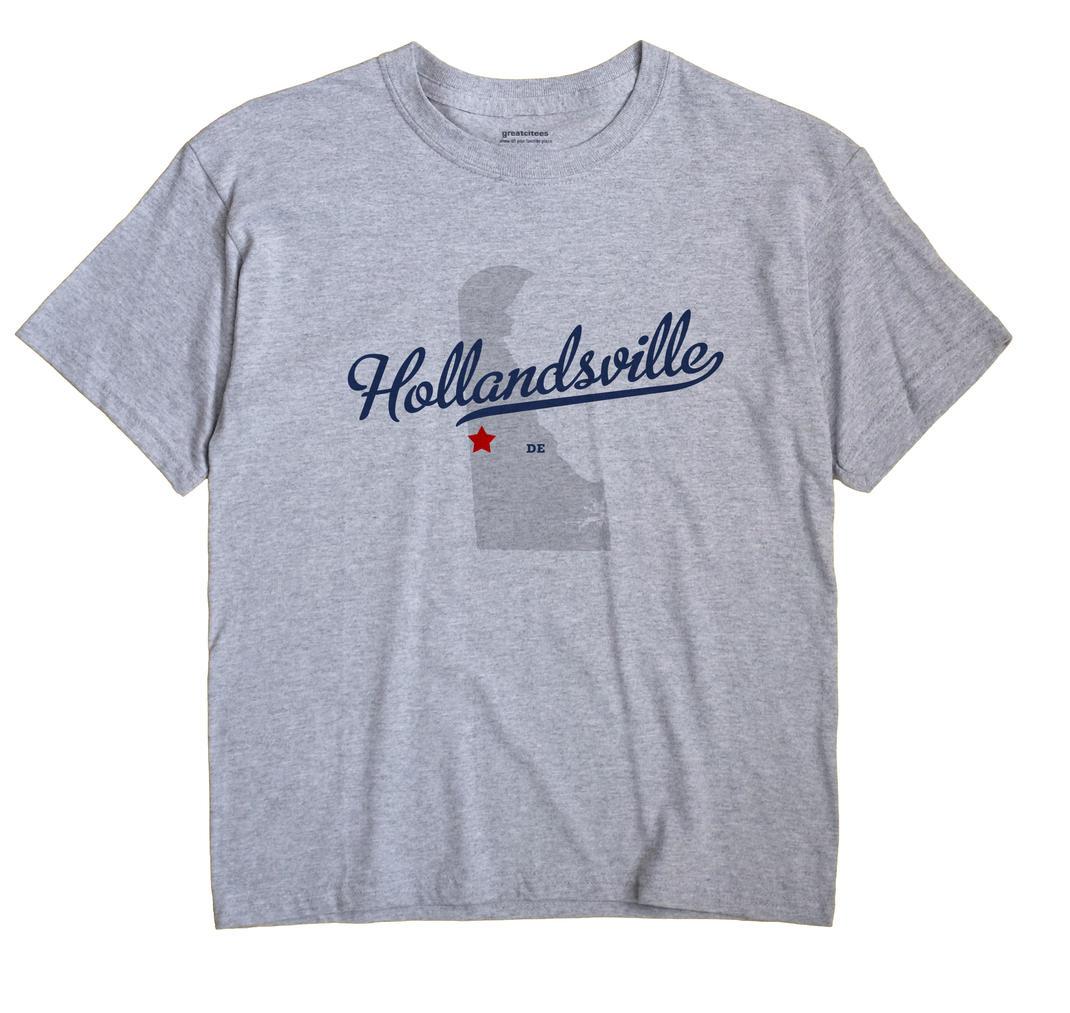 Hollandsville, Delaware DE Souvenir Shirt