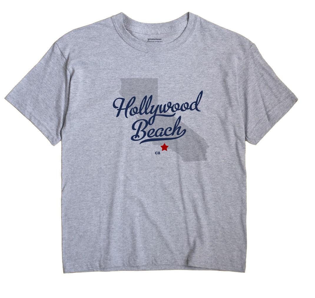 Hollywood Beach, California CA Souvenir Shirt