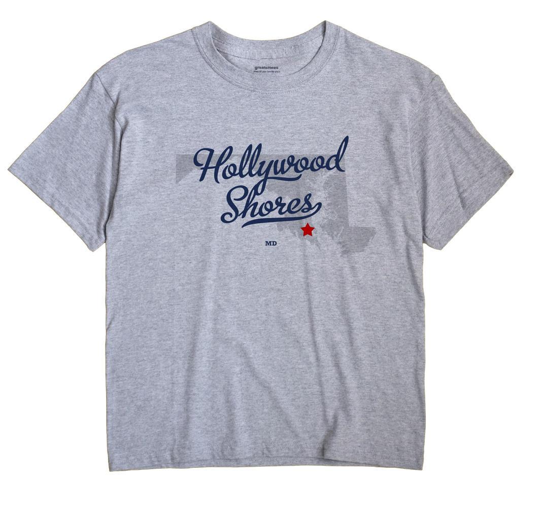 Hollywood Shores, Maryland MD Souvenir Shirt