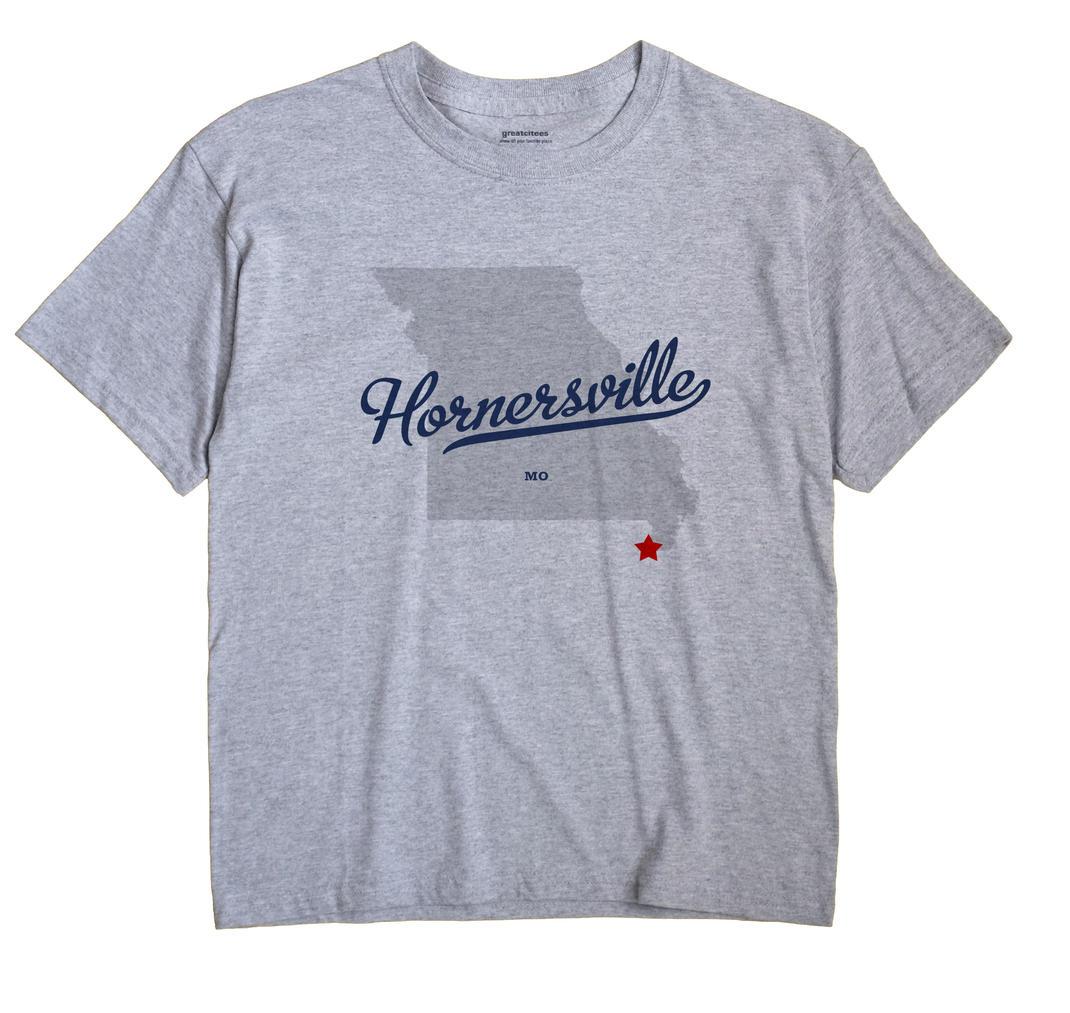 Hornersville, Missouri MO Souvenir Shirt