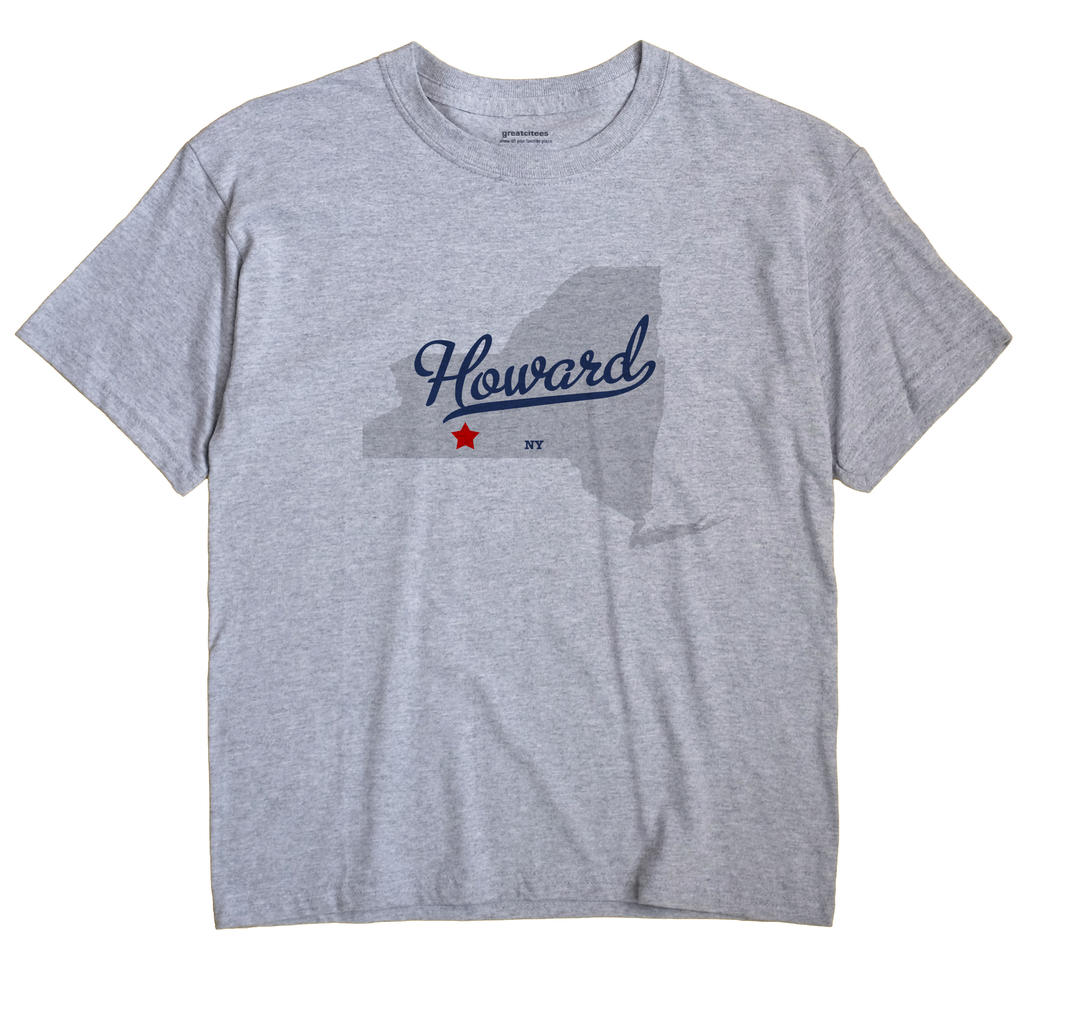 Howard, New York NY Souvenir Shirt