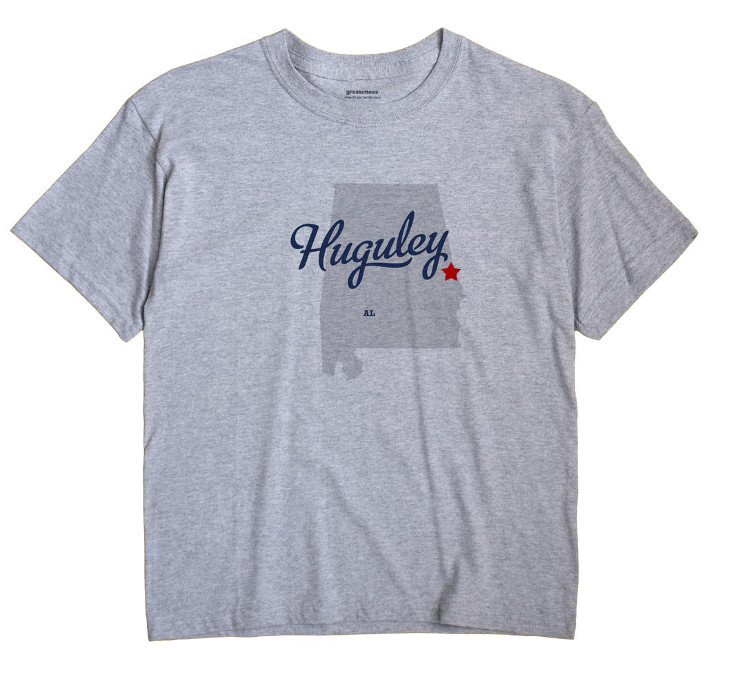 Huguley, Alabama AL Souvenir Shirt